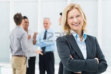 19251492-portrait-of-happy-senior-businesswoman-